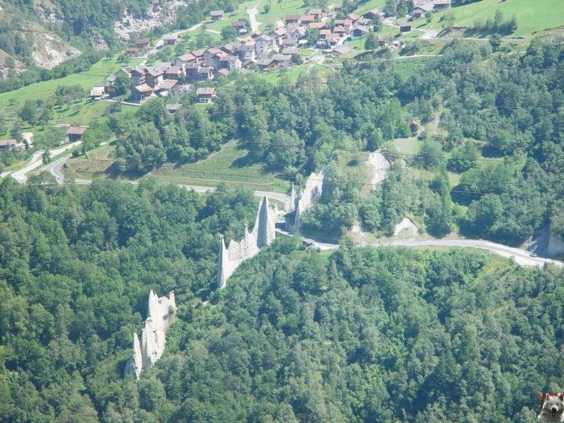 Le Val d'Hérens - Suisse - VS - 09 août 2005  0006