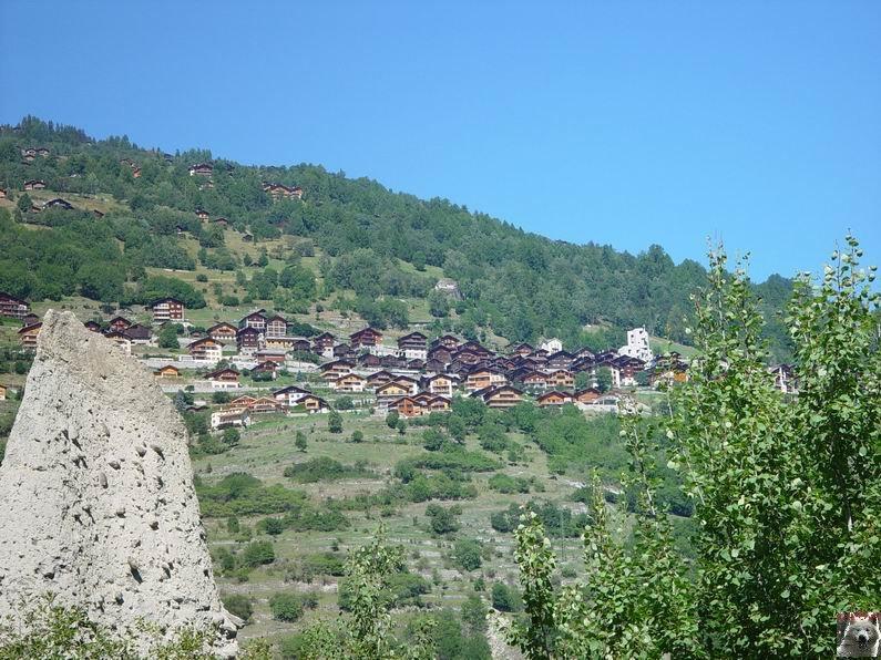 Le Val d'Hérens - Suisse - VS - 09 août 2005  0010