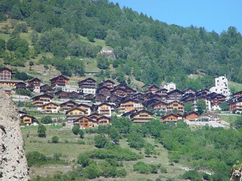 Le Val d'Hérens - Suisse - VS - 09 août 2005  0011