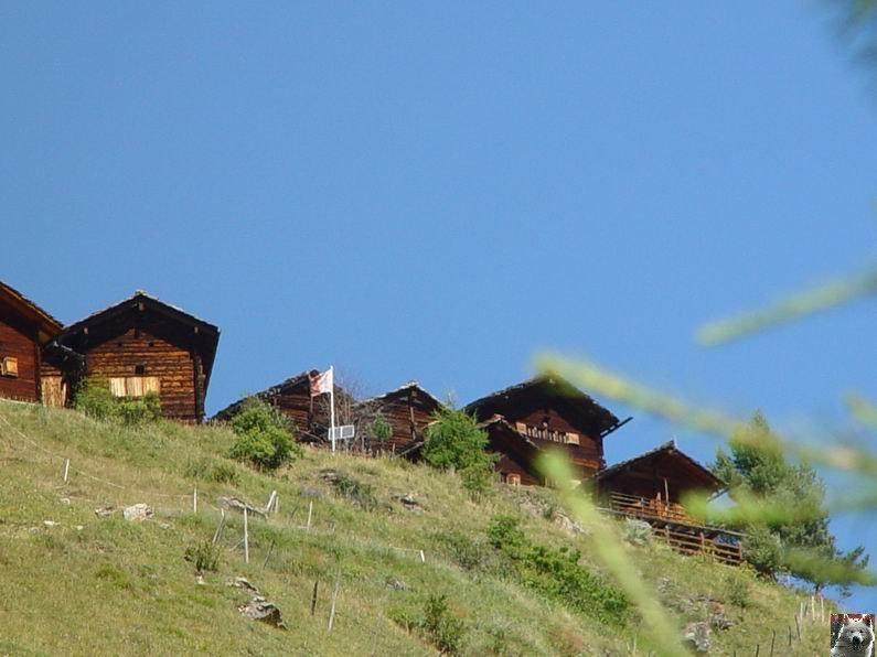 Le Val d'Hérens - Suisse - VS - 09 août 2005  0016