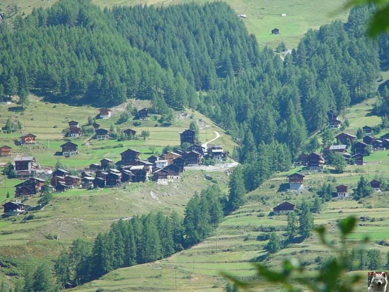 Le Val d'Hérens - Suisse - VS - 09 août 2005  0018
