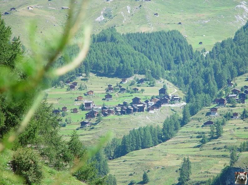 Le Val d'Hérens - Suisse - VS - 09 août 2005  0020