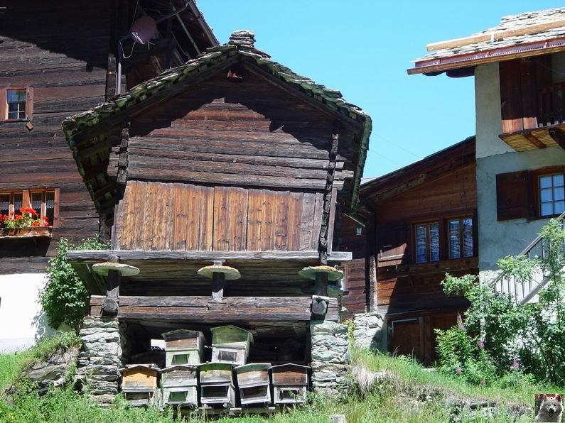 Le Val d'Hérens - Suisse - VS - 09 août 2005  0030