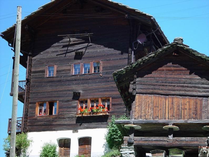 Le Val d'Hérens - Suisse - VS - 09 août 2005  0031