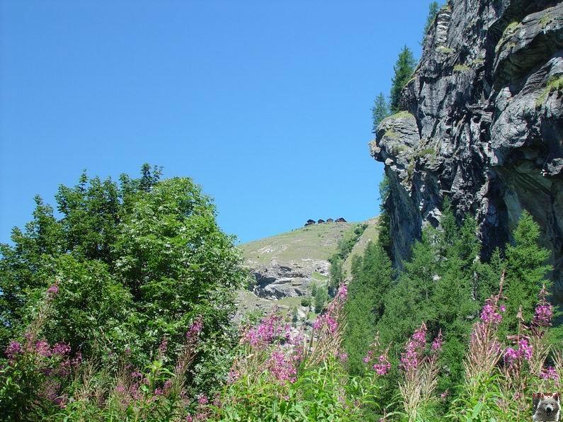 Le Val d'Hérens - Suisse - VS - 09 août 2005  0032