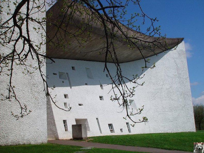 Notre Dame du Haut - Ronchamp (70) 0006