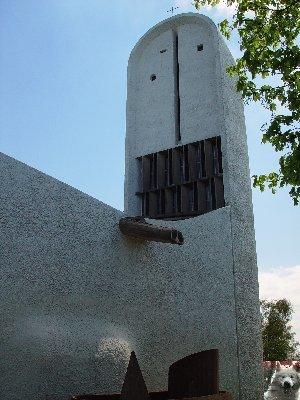 Notre Dame du Haut - Ronchamp (70) 0007