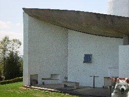 Notre Dame du Haut - Ronchamp (70) 0011