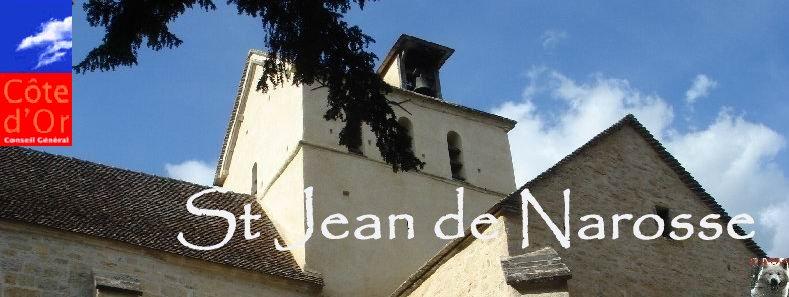 Santenay (21) St Jean de Narosse Logo