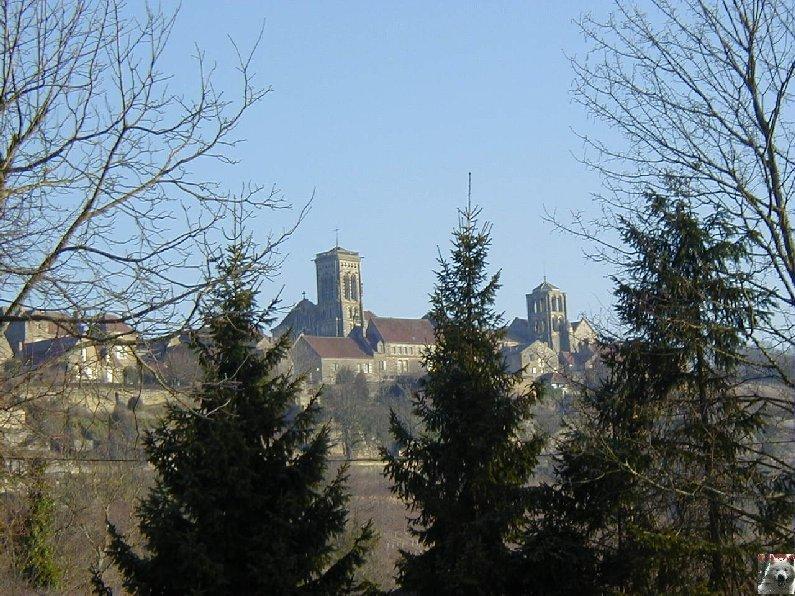Vézelay (89) Ste Marie Madeleine 0002
