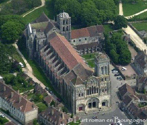 Vézelay (89) Ste Marie Madeleine 0002a