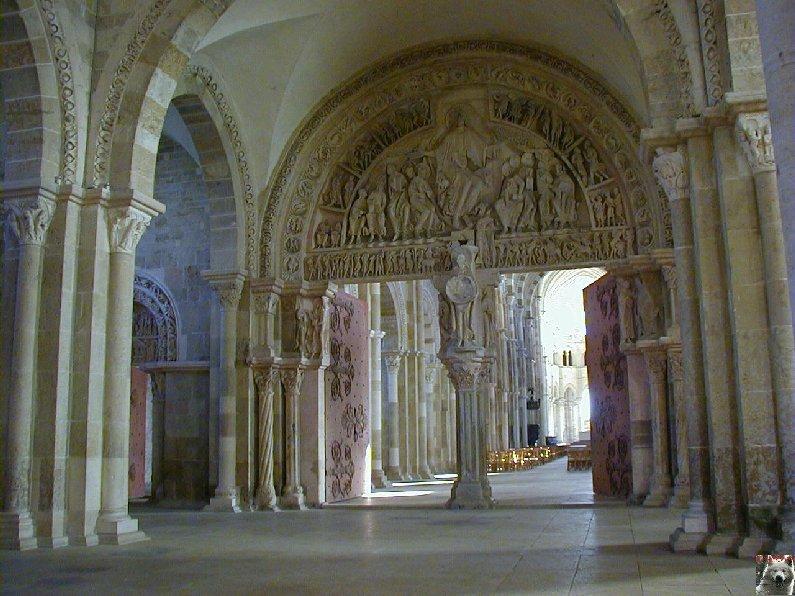 Vézelay (89) Ste Marie Madeleine 0004
