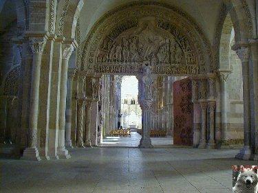 Vézelay (89) Ste Marie Madeleine 0005