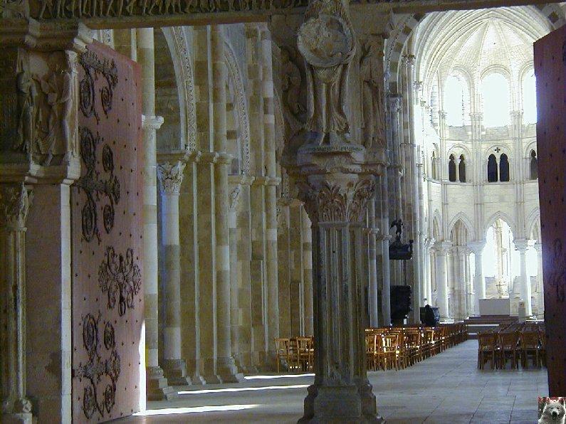 Vézelay (89) Ste Marie Madeleine 0008
